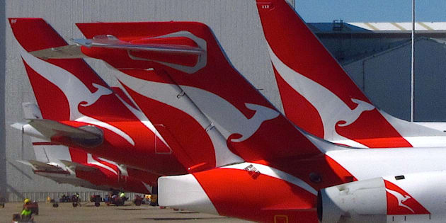 QANTAS has been named Australia's safest airline for the fourth year running.