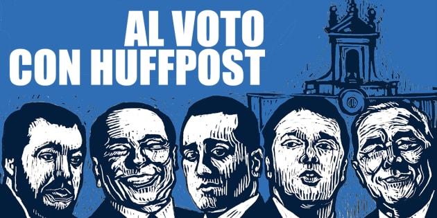 Berlusconi: no pericolo M5S vinca elezioni, centrodestra avrà 45%