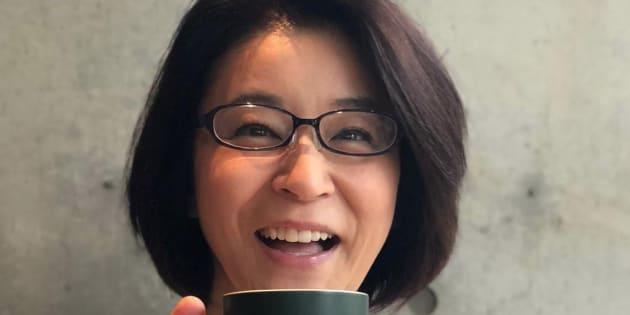2018年5月の高嶋ちさ子さん