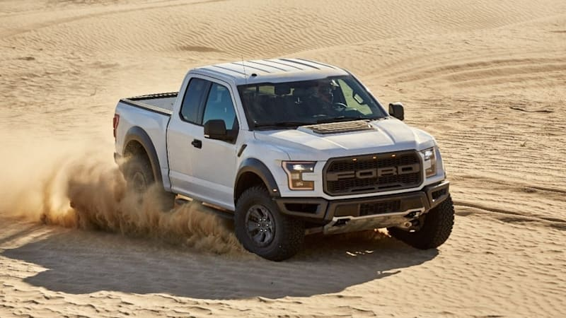 2017 Ford F150 Raptor will have 450 hp and 510 lbft of torque