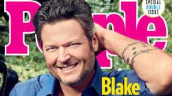 Internet ne comprend pas pourquoi Blake Shelton a été nommé «l'homme le plus