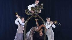 Séjour à l'«Hotel» pour les 25 ans du Cirque