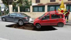 Frana Capitale. A Roma 250mila persone a rischio alluvione, maglia nera in