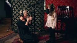 Pink initie sa fille Willow à la chanson et c'est très