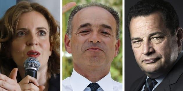 NKM, Jean-François Copé et Jean-Frédéric Poisson n'auront pas droit à leur numéro de L'Emission politique, sur France2.