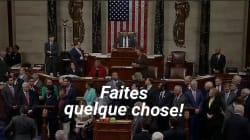 La minute de silence du Sénat américain perturbée par l'indignation d'une