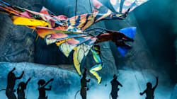 Cirque du Soleil TORUK: The World's Most Famous Circus Meets