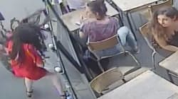 Detenido el hombre que golpeó a una mujer en