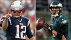 Patriotas de Nueva Inglaterra vs Águilas de Filadelfia: esto es lo que tienes que saber antes del Super