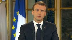 Macron promet un Smic en hausse de 100 euros et l'annulation de la CSG pour certains