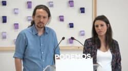 Iglesias y Montero ponen sus cargos en manos de los inscritos de Podemos tras la polémica por el
