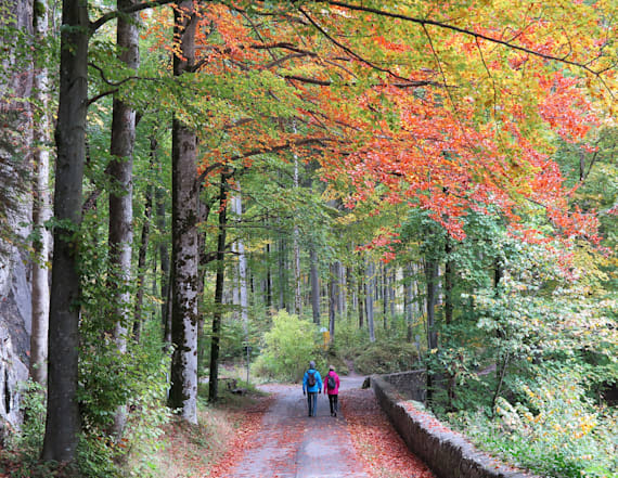 10 weekend trips perfect for this fall
