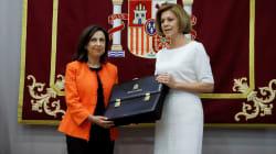 Robles afirma Cospedal no le hizo traspaso ni la puso al corriente de los asuntos de
