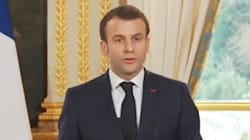 Macron s'oppose à la pénalisation de
