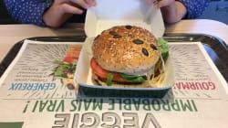 On a testé le burger végétarien de McDonald's avec une végétarienne et une