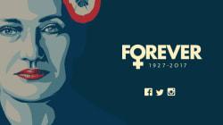 Cette image partagée en hommage à Simone Veil a été créée par des