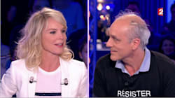 Vanessa Burggraf doit 3 minutes de temps de parole à Philippe