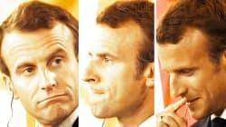 Oui, Macron est très souvent en retard. La preuve en