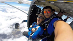 Carrie Underwood Went Skydiving And She's Got Epic Photos To Prove