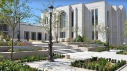 Le tout premier temple mormon en France métropolitaine va ouvrir ses