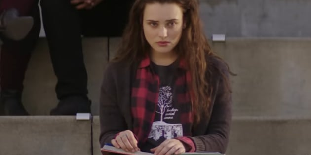Hannah Baker, the protagonist of '13 Reasons Why'.