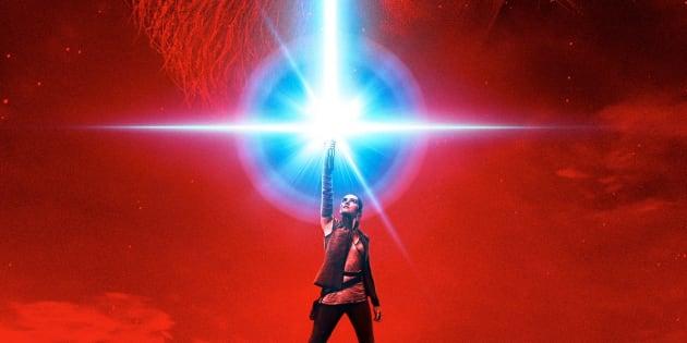 """""""Star Wars, épisode 8: The Last Jedi"""": le poster qui fait l'unanimité"""