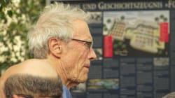Clint Eastwood à Gennevilliers pour le tournage de son prochain
