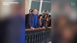 Juppé ovationné pour son retour à