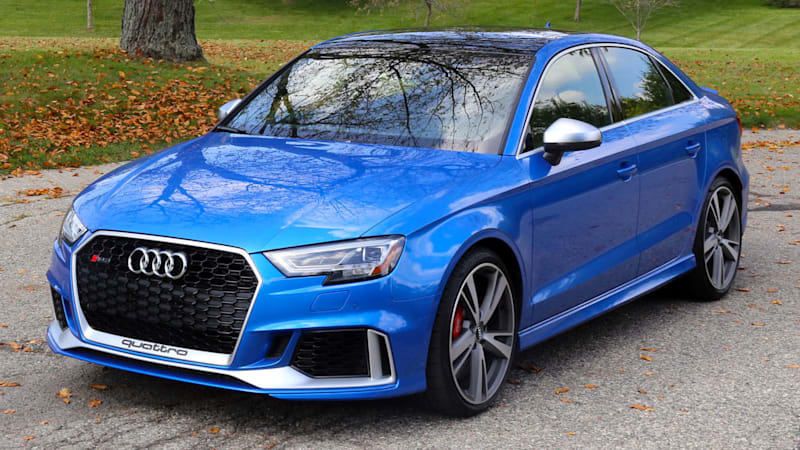 APR tunes Audi RS3 and TT RS to 459 hp with a warranty for less than $2k