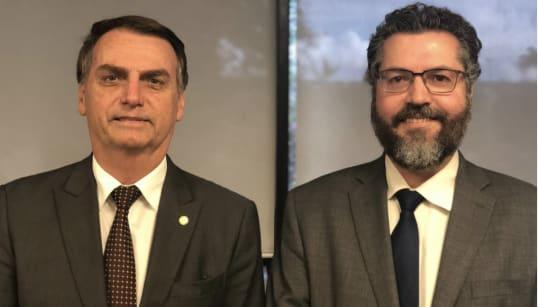 Bolsonaro indica para Itamaraty Ernesto Araújo, embaixador crítico ao