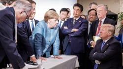 Si no sabes cómo ha ido la cumbre del G7, esta foto te lo