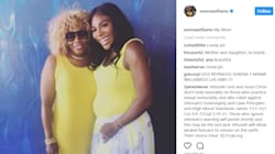Serena Williams Credits Mom For Helping Her Love Her 'Badass