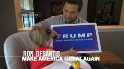 Ce candidat républicain a parfaitement intégré le programme de Donald