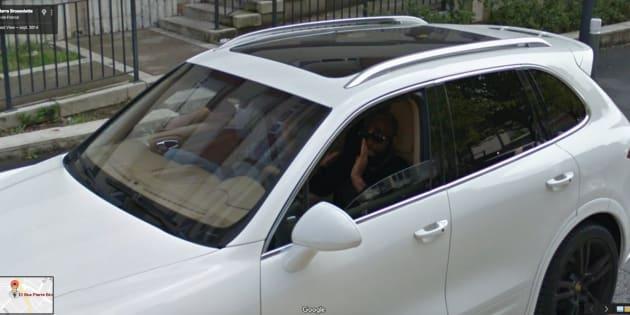 Le rappeur Kaaris découvert sur Google Steet View