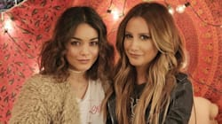 Ashley Tisdale And Vanessa Hudgens Reunite For A Lovely Acoustic