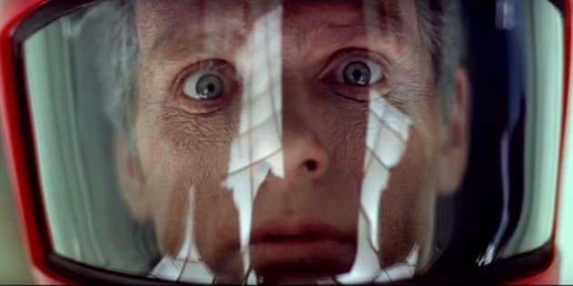 Fotograma de '2001: Una odisea en el espacio' (Stanley Kubrick, 1968).