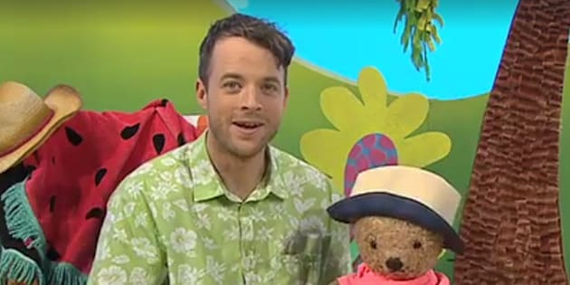 Hamish and Little Ted.