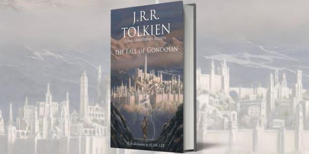 Le livre retrace la chute de la mythique cité elfique, Gondolin