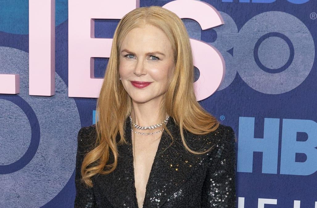Nicole Kidman theory alleges that she's secretly 'bald ...