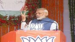 Modi In Chhattisgarh: PM Dares Congress To Make An 'Outsider' Party
