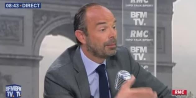 """Édouard Philippe promet un gain de pouvoir d'achat """"jamais vu"""""""