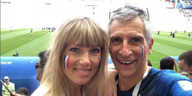 Ces people avaient fait le déplacement en Russie pour encourager les Bleus face à l'Argentine