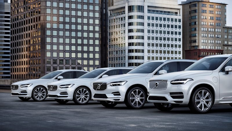 Volvo S 2019 S60 Will Be Its First Vehicle To Offered Without A Sel Engine When It Goes Into Production This Summer At New Plant Near