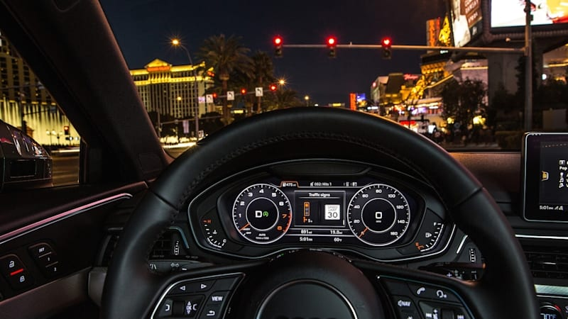 Audi expands Traffic Light Information system, now in 10 U.S. cities