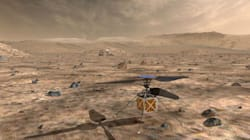 Mars Helicopter: Why Nasa Is Sending A Chopper To The Red