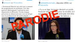 Des députés LREM réclament l'arrêt d'un compte Twitter parodique (et ce n'est pas bon