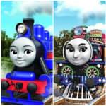 「きかんしゃトーマス」が大幅リニューアル 女の子機関車が増えて、アジア出身のキャラも
