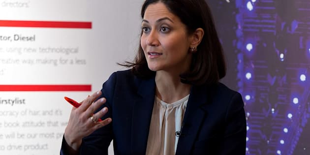 BBC Radio presenter Mishal Husain took her boss to task about the network's pay gap.