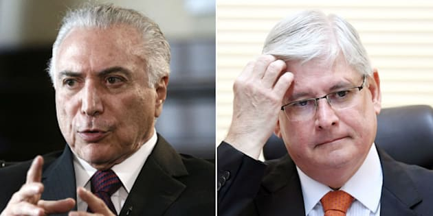 Presidente Michel Temer irá indicar substituto de Rodrigo Janot como procurador-geral da República.