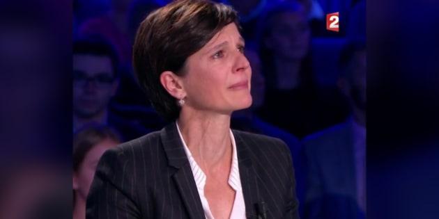 """Pour Sandrine Rousseau, le clash avec Christine Angot dans ONPC """"montre combien une agression sexuelle fragilise"""""""
